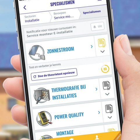BuildUpSkills Nederland (BUS)